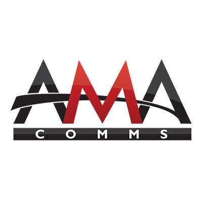 AMA Comms logo