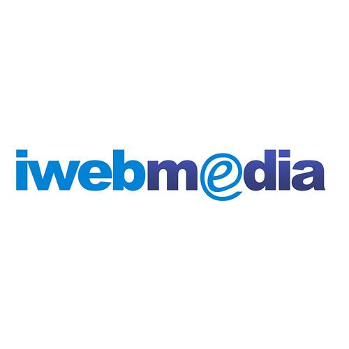 iWeb Media logo